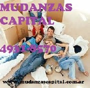Mudanzas capital federal