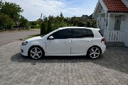 Volkswagen golf 2-0 tdi 4motion- highline- r-line