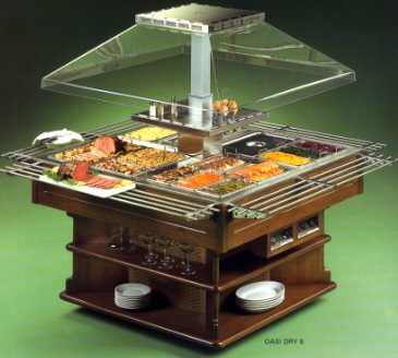 Equipos para cocina y restaurante clasificados for Equipos restaurante