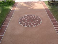 Pisos concreto decorativo mejor que la loza clasificados for Pisos para galerias exteriores