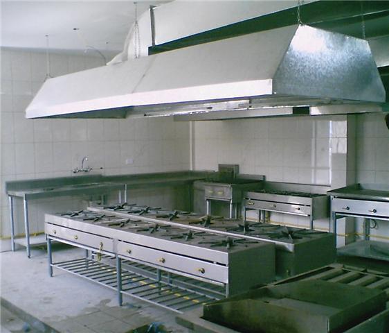 Equipos de cocina clasificados for Todo para cocinas industriales