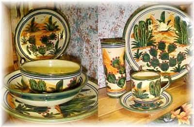 Vajillas talavera clasificados for Fabricantes de ceramica en mexico