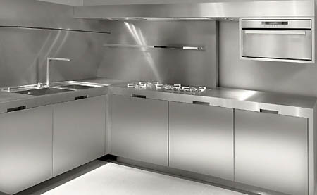 Muebles de acero inoxidable y cocinas clasificados - Cocina de acero inoxidable precio ...