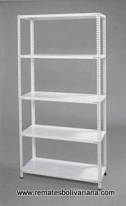 Venta y alquiler de estanterias metalicas clasificados - Estanterias metalicas blancas ...