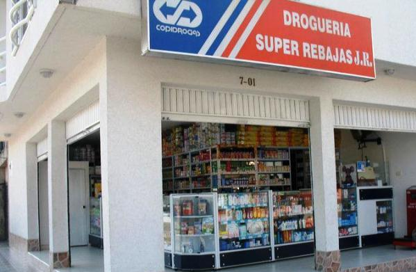 muebles para farmacia - clasificados