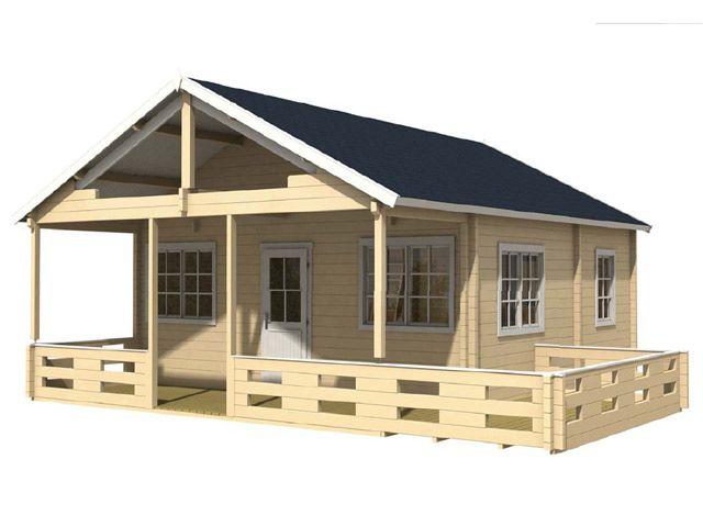Casas prefabricadas cuartos de madera clasificados - Albaniles en montevideo ...