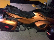 Se vende can-am spyder rss