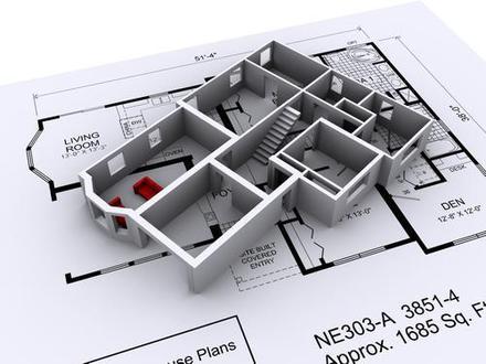 Dise o planos de casas en autocad clasificados - Space planning in interior design pdf ...