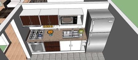 Remodelaciones en bogot revaloriza tu propiedad for Enchapes cocinas modernas